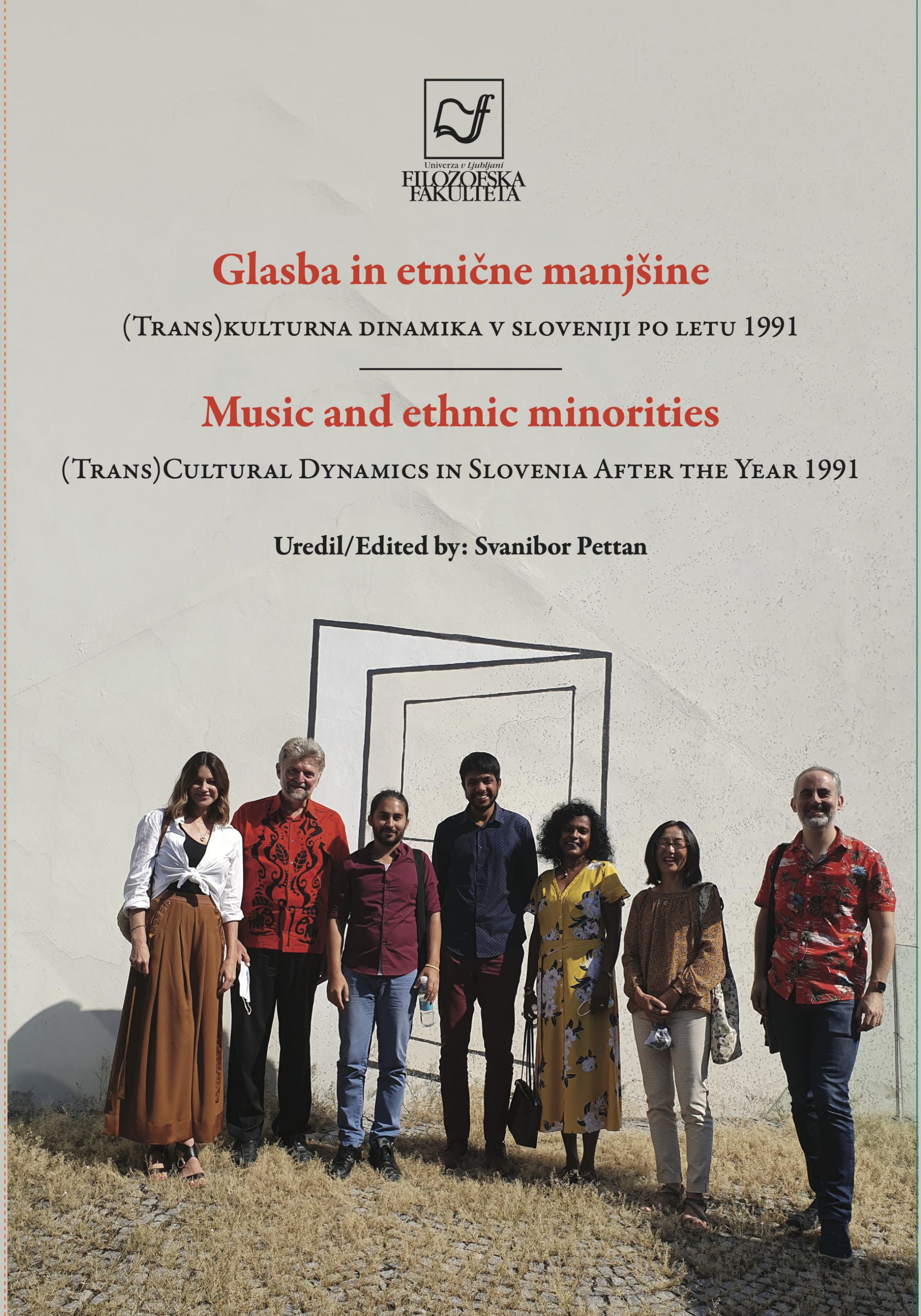 Glasba in etnične manjšine